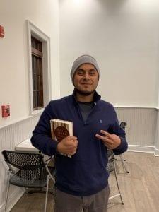 Raul - follower of Jesus